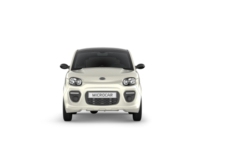 MICROCAR DUE PLUS PACK DESIGN -FACE AVANT
